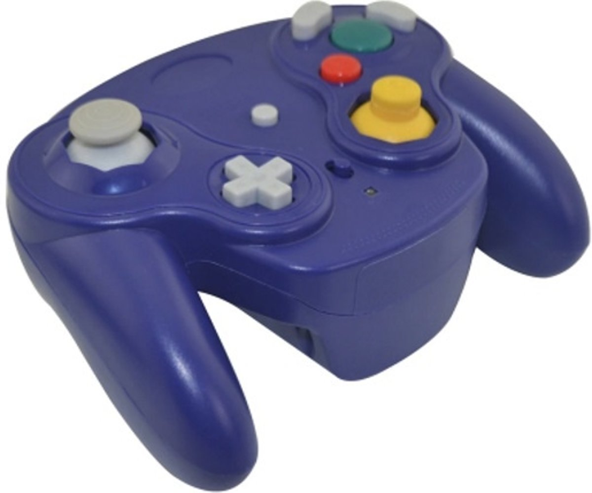 Gamecube Wireless Reproduction   - Paars
