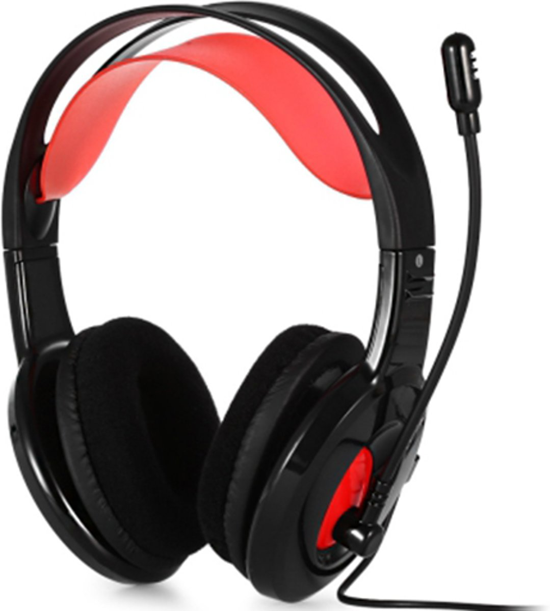 Gamen met de DANYIN DT - 2112 Game HD Headset voor de PC