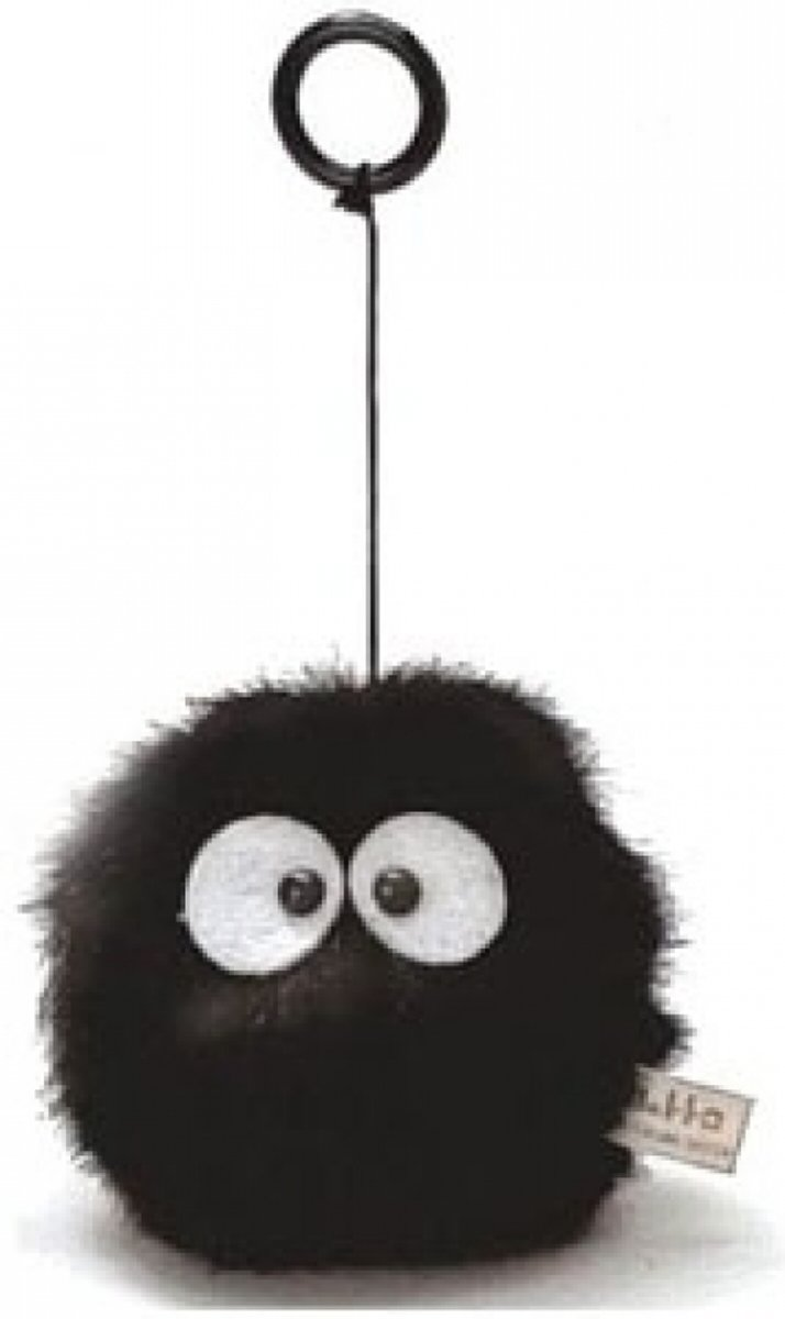 Ghibli - Spirited Away Soot Sprite Pluche (with vibrati...