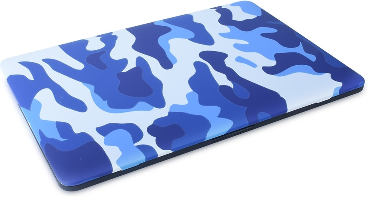 Hardcase laptop voor Macbook 15.4 Retina - Camouflage