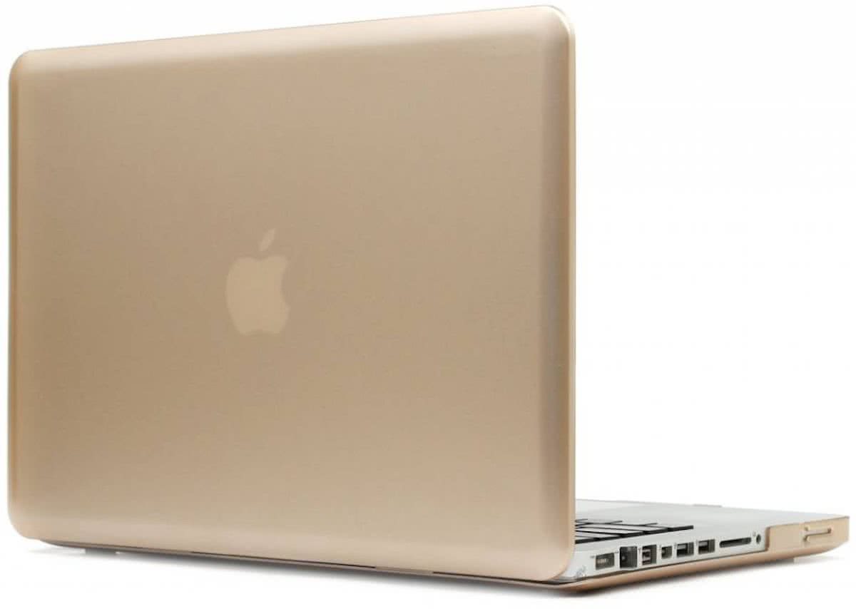Hardshell Cover Goud MacBook Pro 15 inch