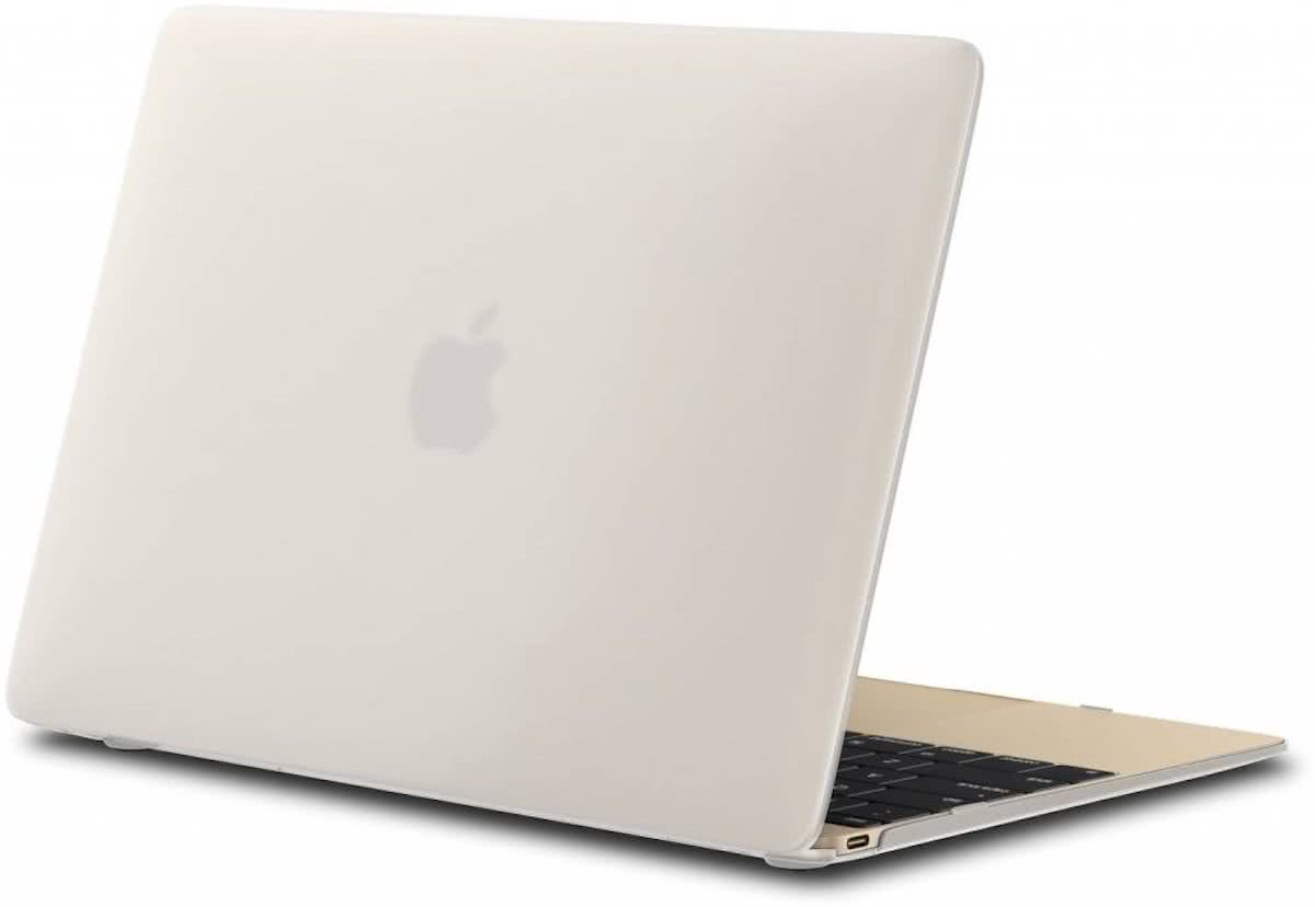 Hardshell Cover Mat Transparant MacBook 12 inch
