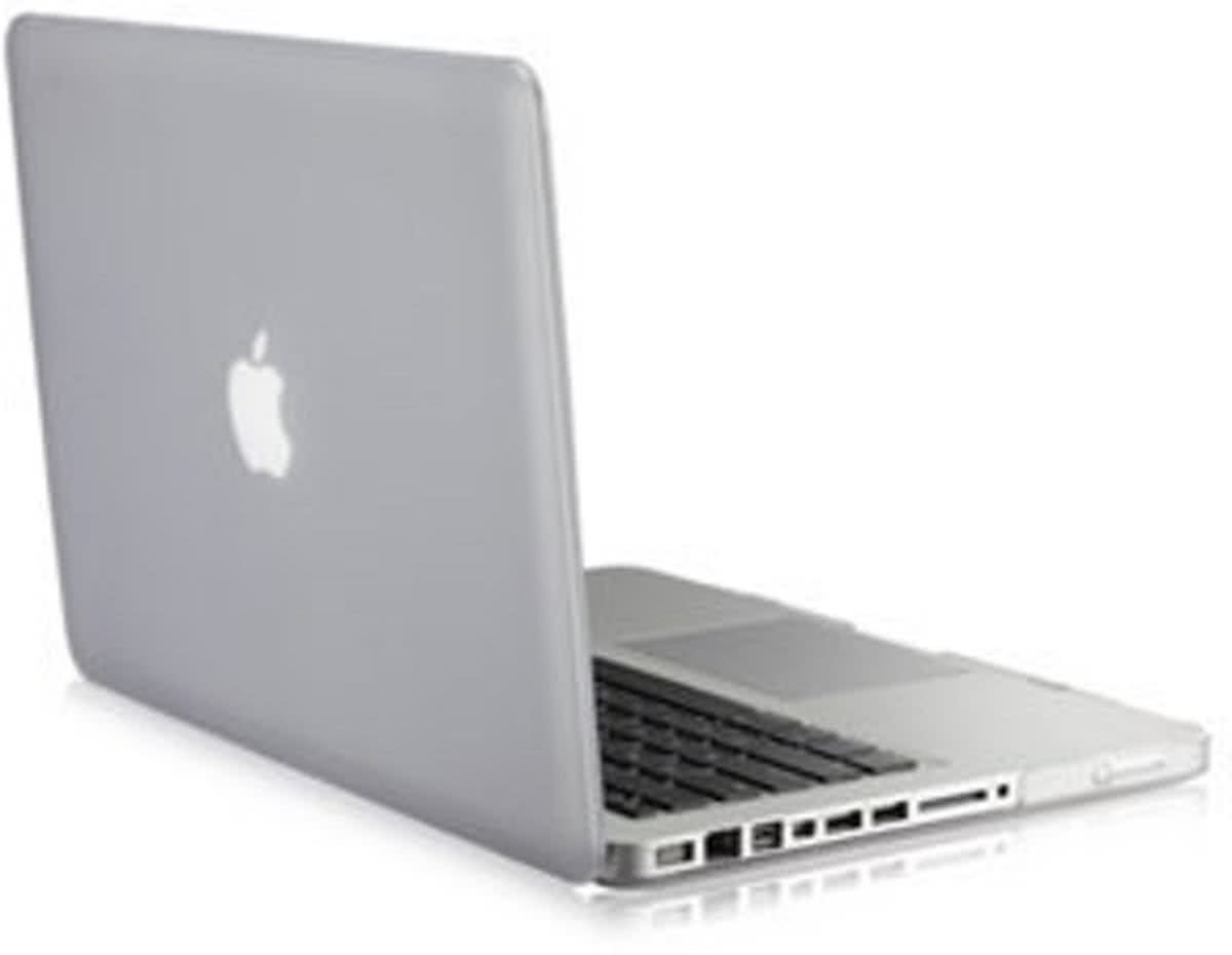 Hardshell Cover Mat Transparant MacBook Air 13 inch