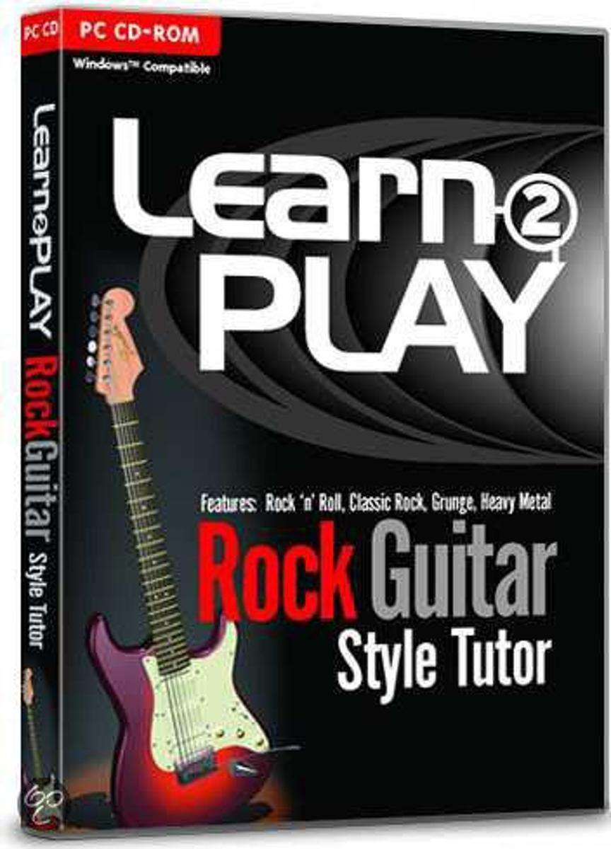 Learn 2 Play Guitar - Rock