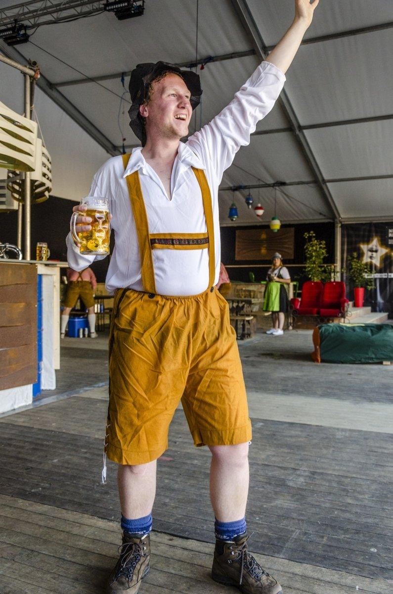 Lederhosen set eco