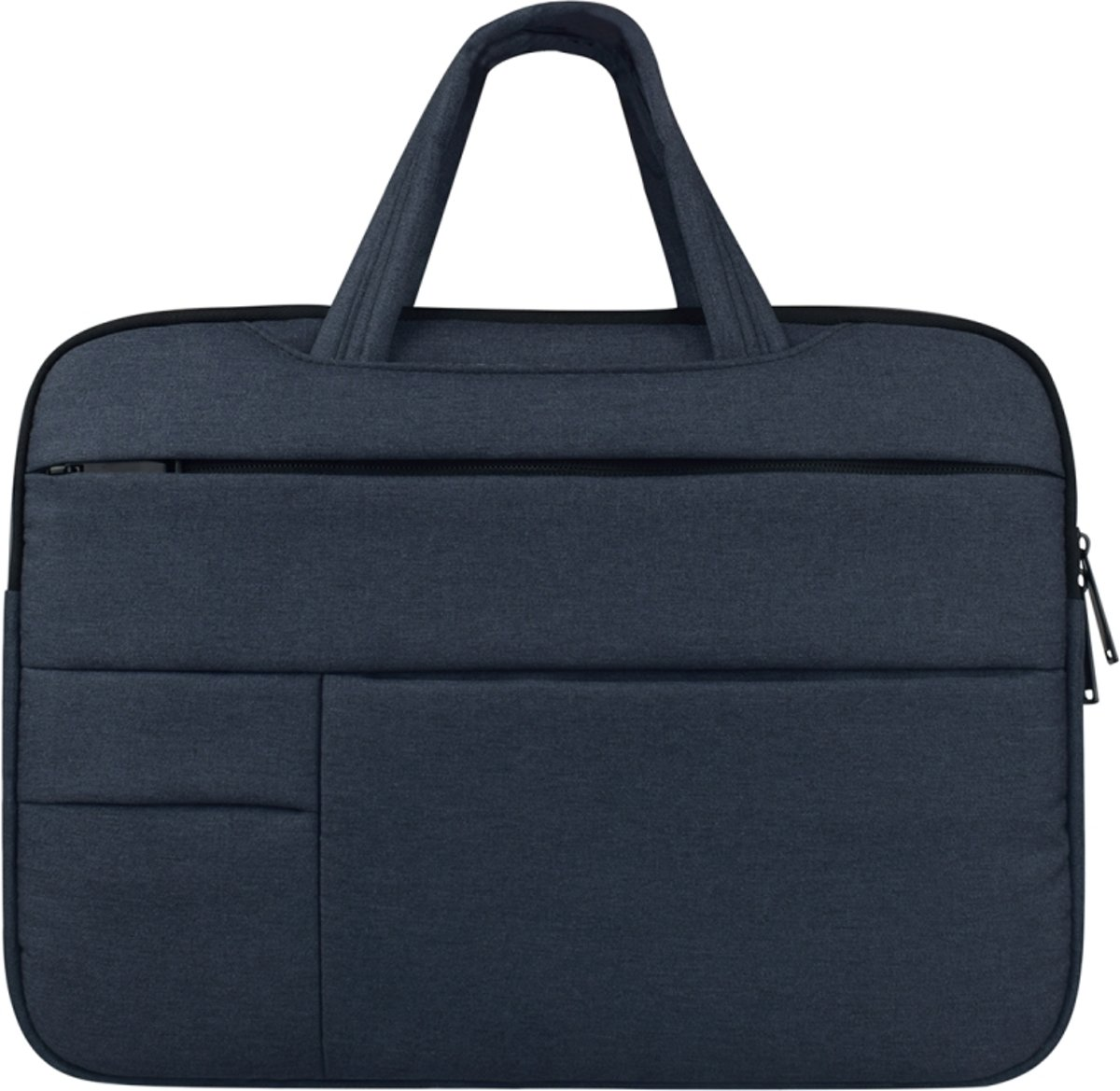 Let op type!! Universele 15.6 inch Business stijl Laptoptas met Oxford stof voor MacBook  Samsung  Lenovo  Sony  Dell  Chuwi  Asus  HP (marine blauw)