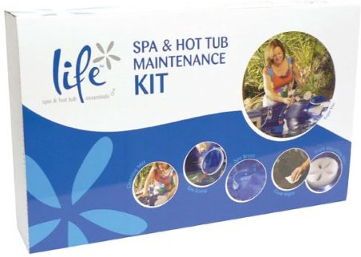 Life Spa & Hottub onderhouds kit
