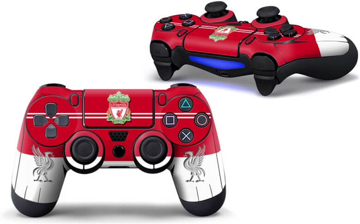 Liverpool - PS4 Controller Skin