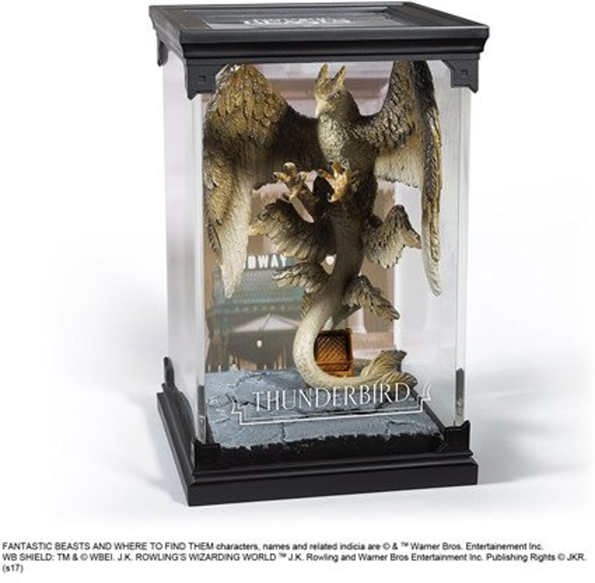 Magical creatures - Thunderbird - Fantastic Beasts figurine