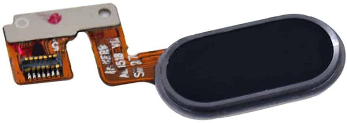 29aedb3a49b0cf Meizu M3 Note   Meilan Note 3 Home-knop   Vingerafdruksensor Flex-kabel (14  pins) (zwart)