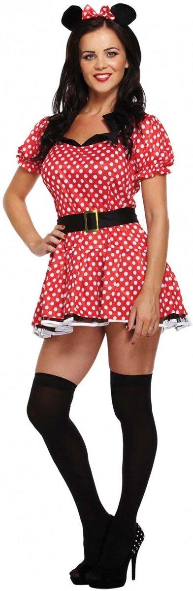 2bd84ffd6cab60 Minnie mouse jurkje