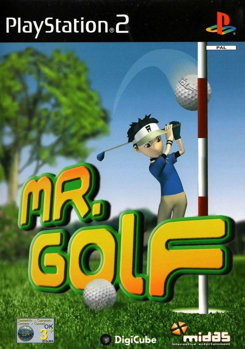 Mr. Golf PS2 /PS2