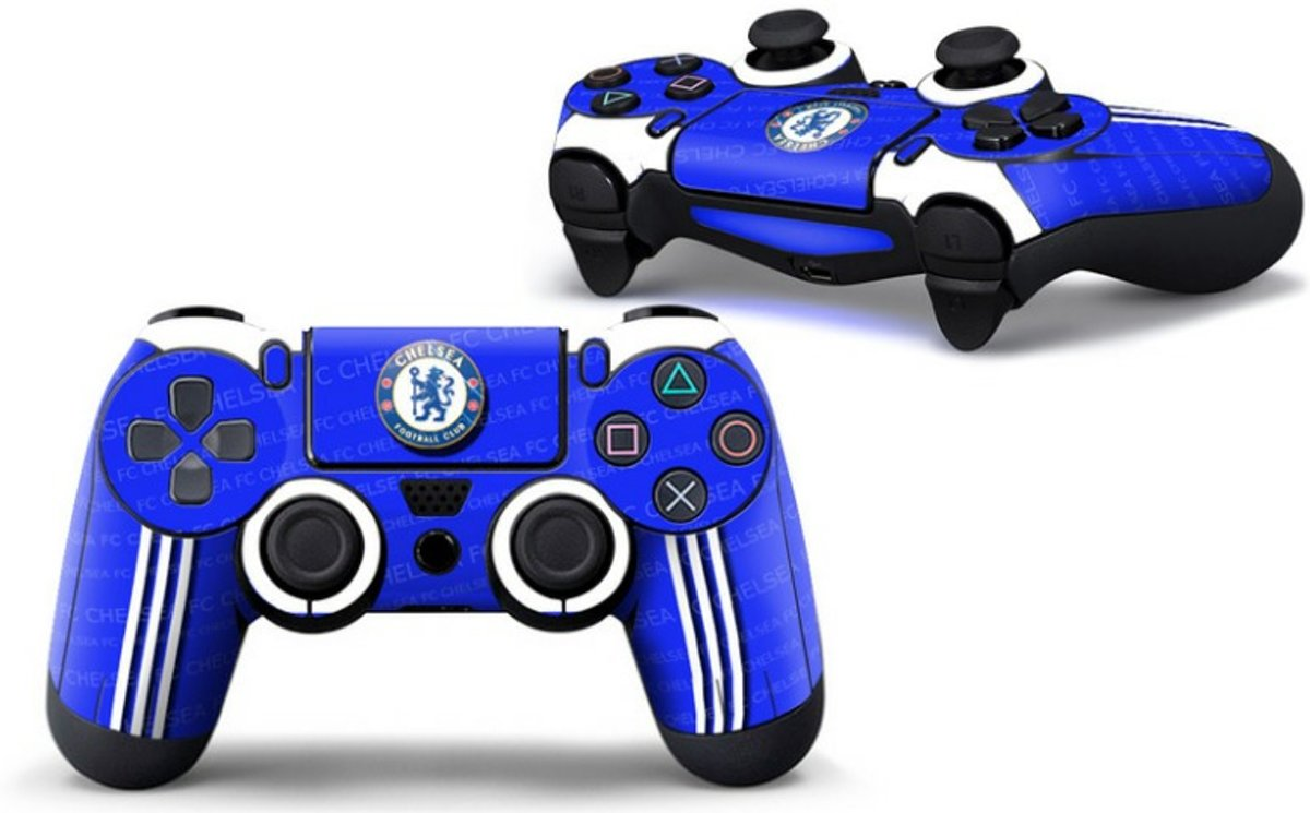 Ps4 controller Skin Chelsea playstation 4 controller Sticker