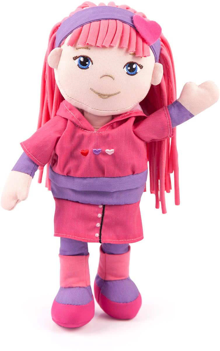 Rag Doll Soft Friends 30cm