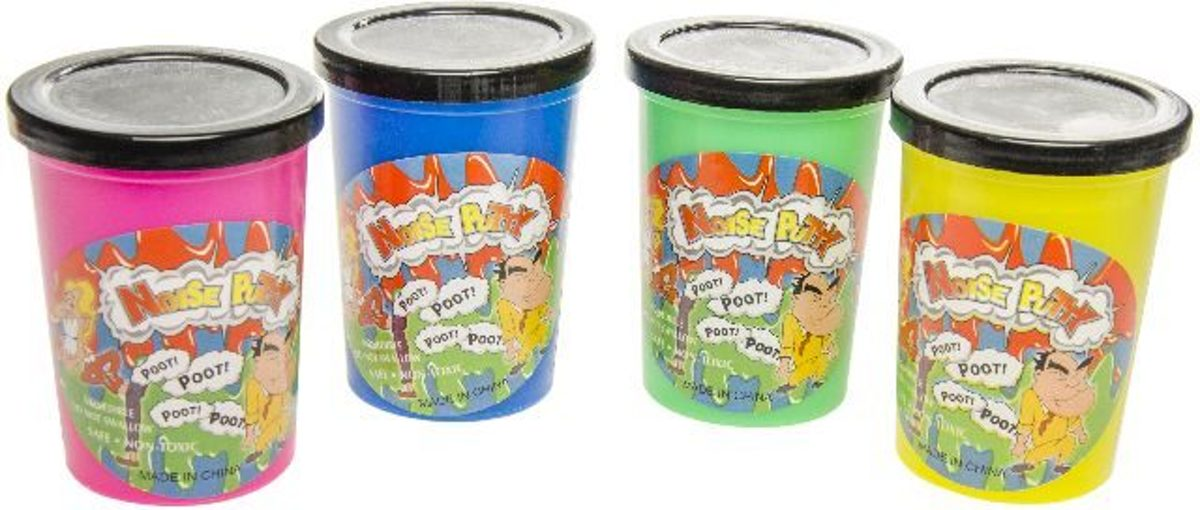 Scheet putty - Noise Putty - Funny Fart 7,5 cm