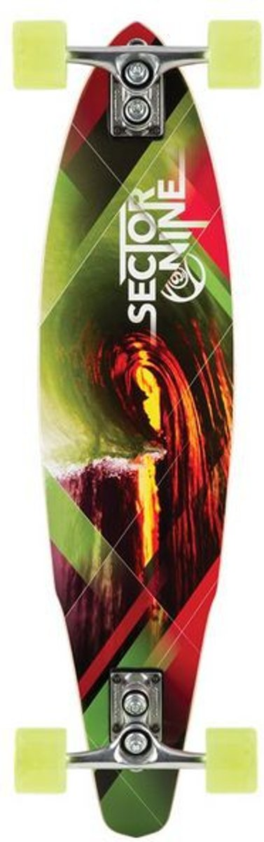Sector 9 Revolver 34.0 Pintail