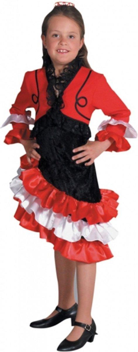 7e486ec5cae786 Spaans kinder jurkje meisjes 140