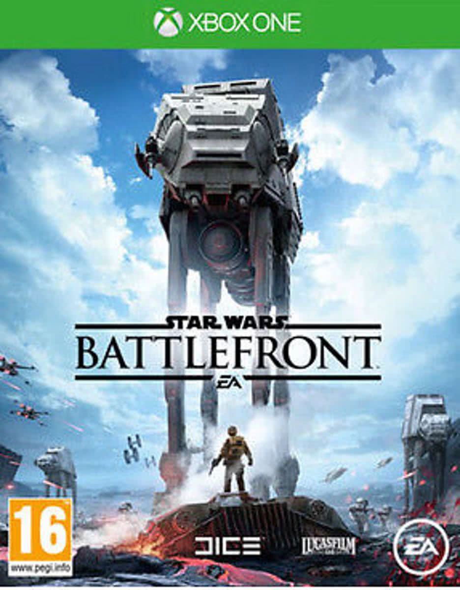 Star Wars Battlefront - Day One Edition