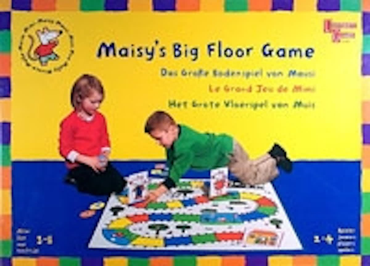 University Games - Maisys Big Floor Game