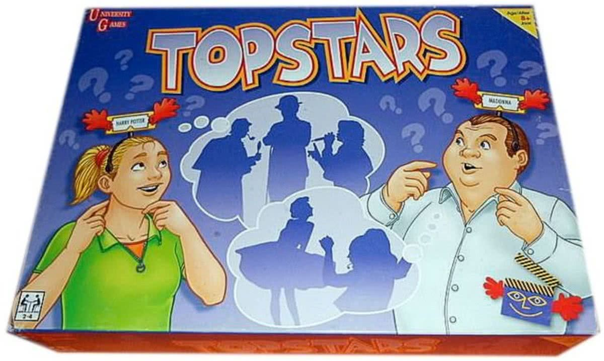 University Games - Topstars