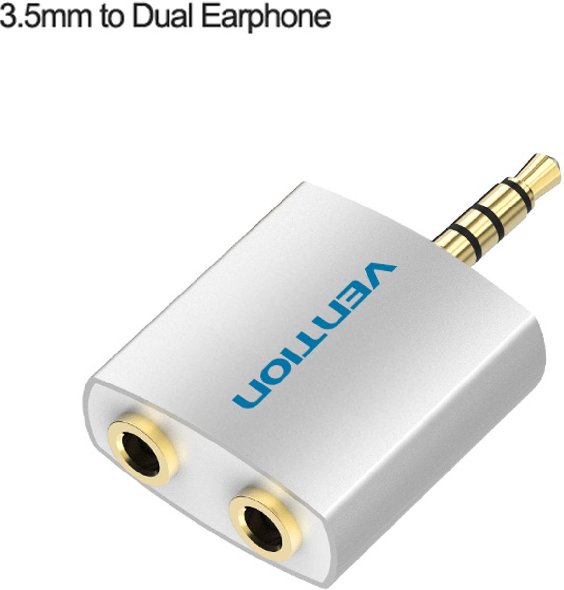 Vention dual audio adapter