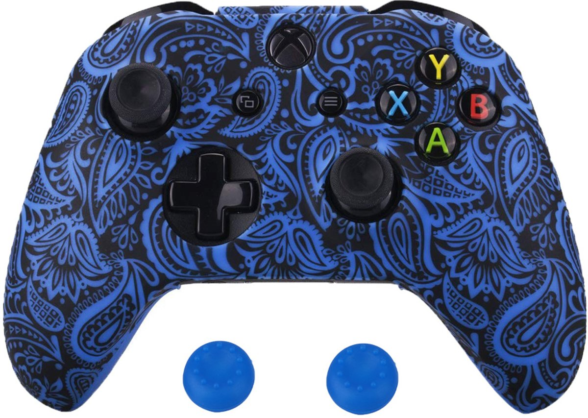 Xbox   Silicone Hoes - Bandana blauw (SPECIAL)
