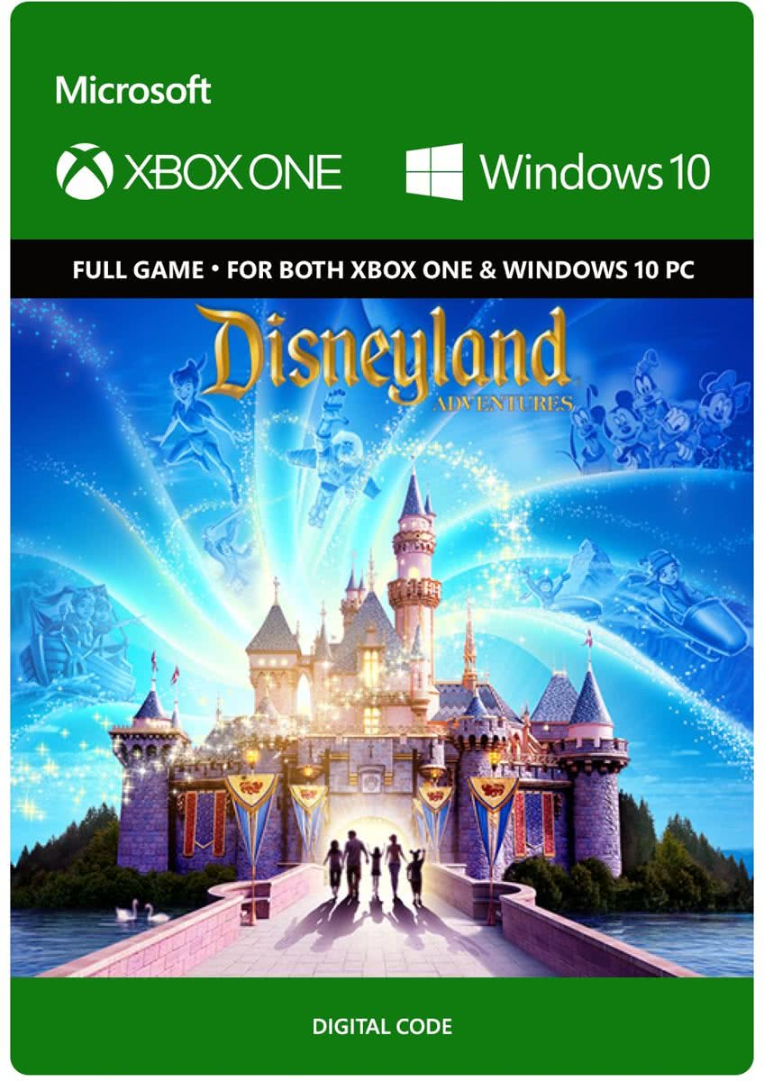 Disneyland Adventures - Xbox One / Windows
