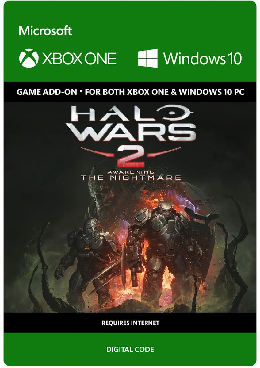Halo Wars 2: Awakening the Nightmare - Xbox One and Win 10 - Add-on