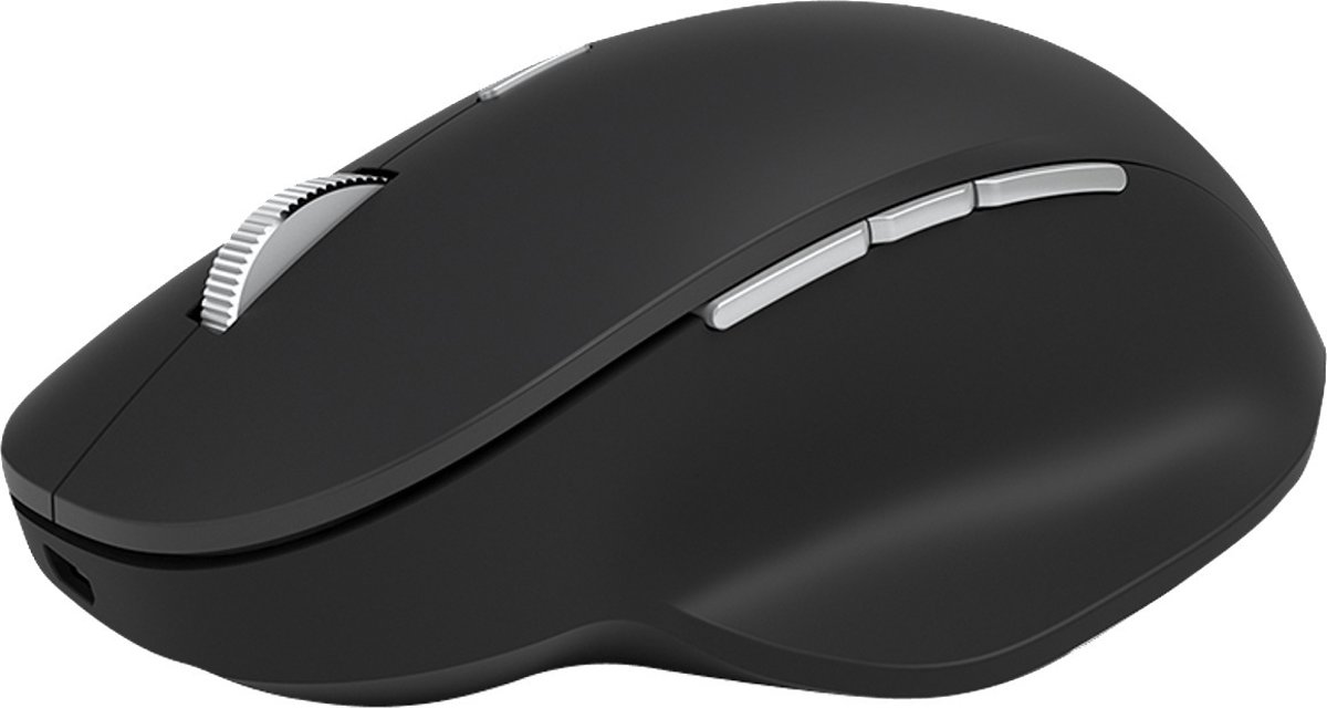 MS Precision Mouse Bluetooth Black