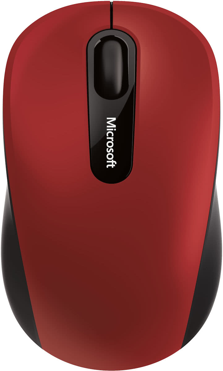 Bluetooth Mobile Mouse 3600 - rood