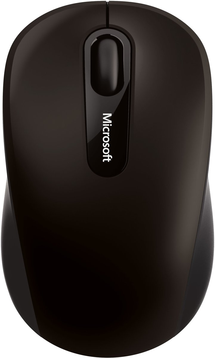 Bluetooth Mobile Mouse 3600 - zwart