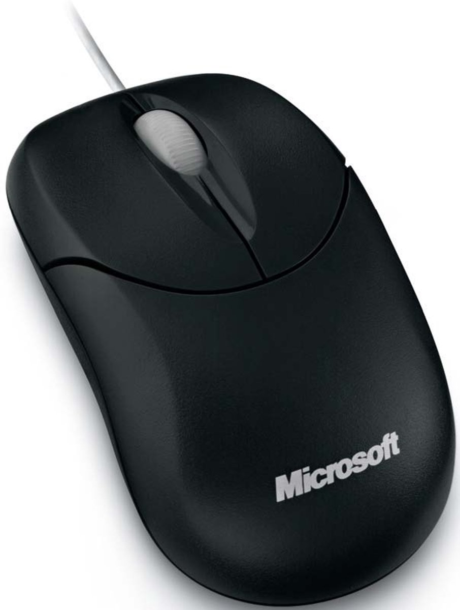 Compact Optical Mouse 500 - Muis - Zwart