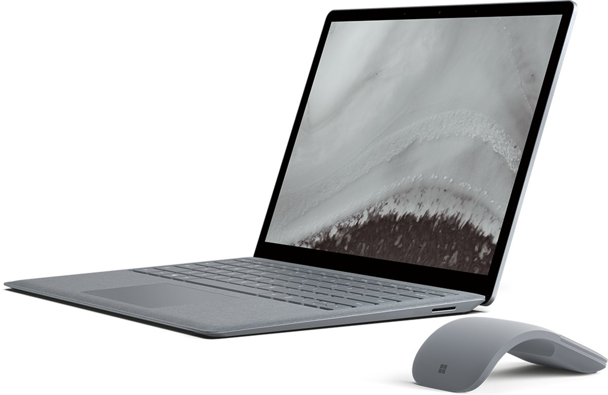 Microsoft Surface Laptop 2 (Azerty) - i5 - 8 GB - 256 GB (Platinum)
