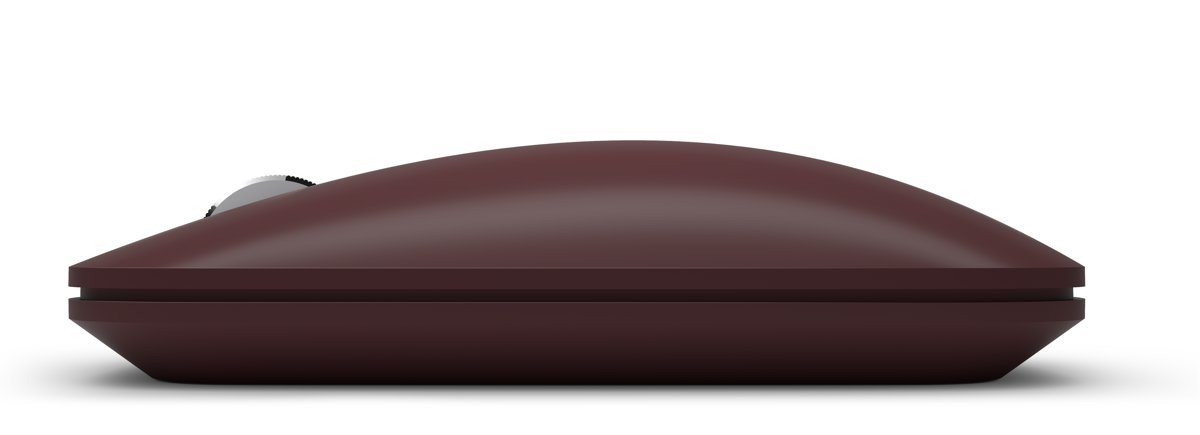 Microsoft Surface Mobiele muis - Bluetooth - Bordeaux rood