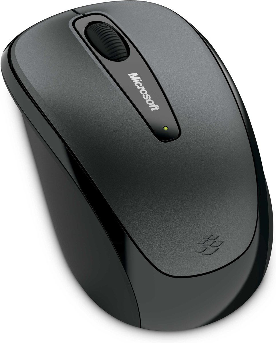 Wireless Mobile Muis 3500 - Zwart