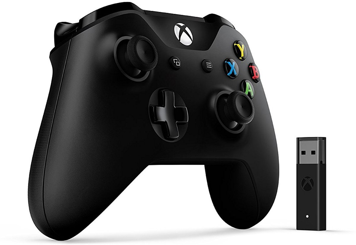 Xbox One   + Wireless Adapter for Windows 10