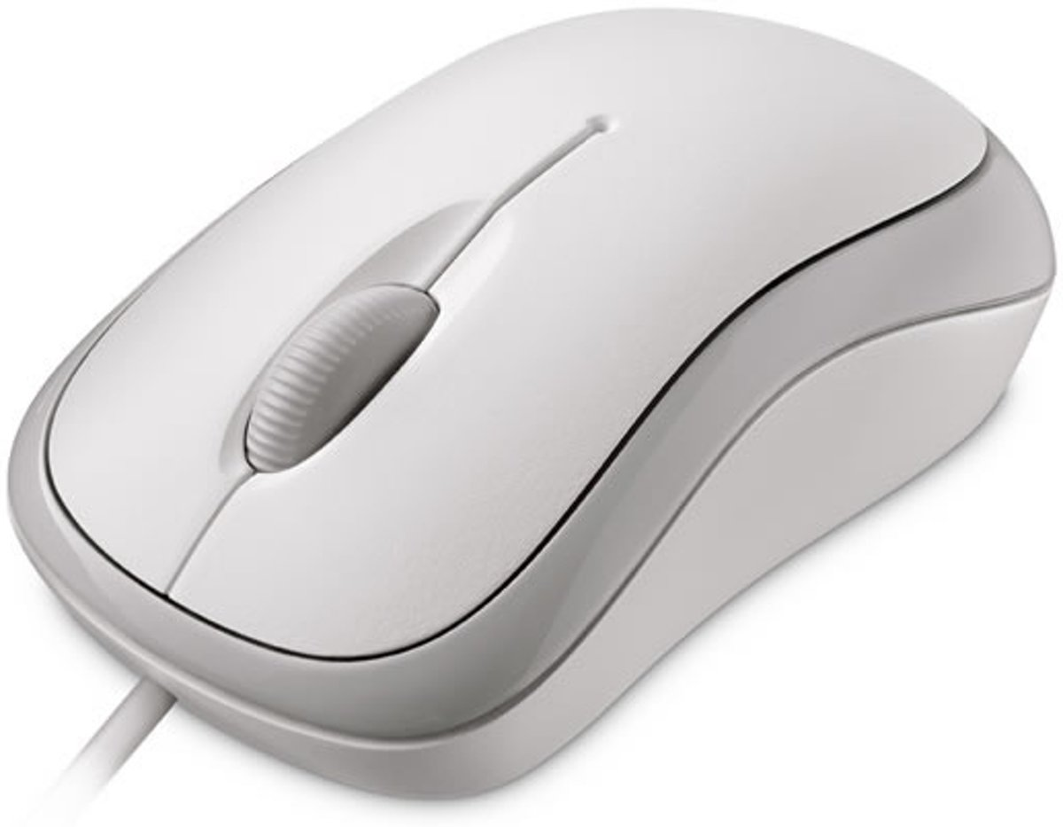 muis: Compact Optical Mouse 500 f/Business