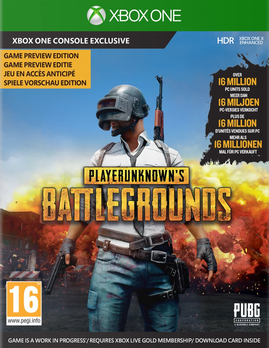 PlayerUnknowns Battlegrounds - Xbox One