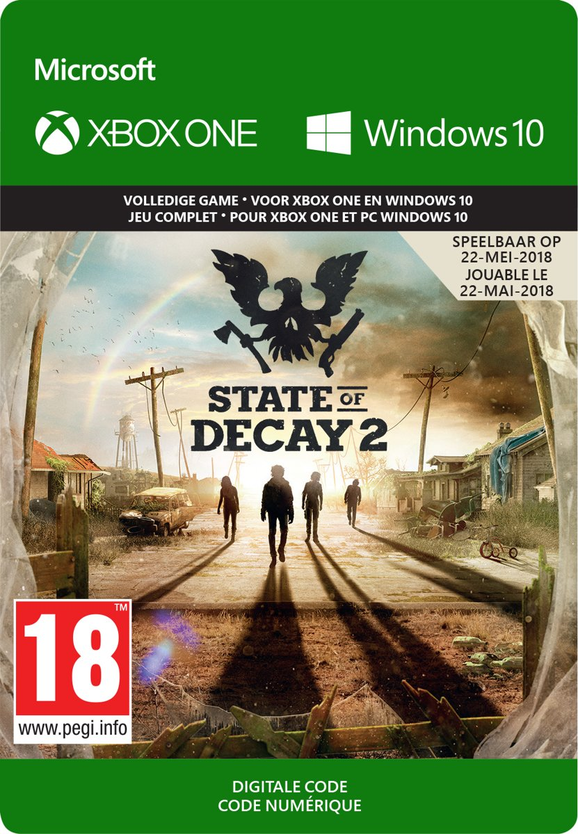 State of Decay 2 - Xbox One / Windows
