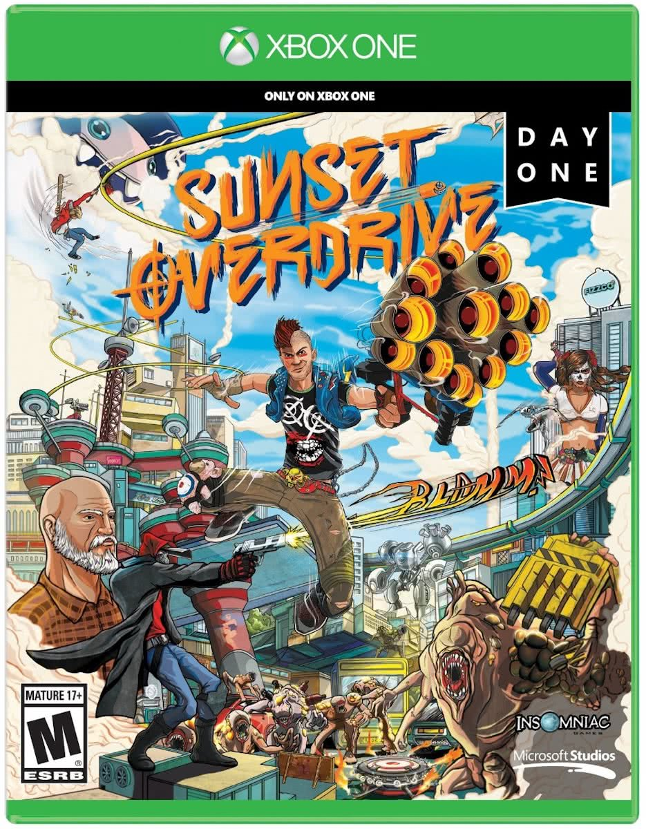 Sunset Overdrive (EN)