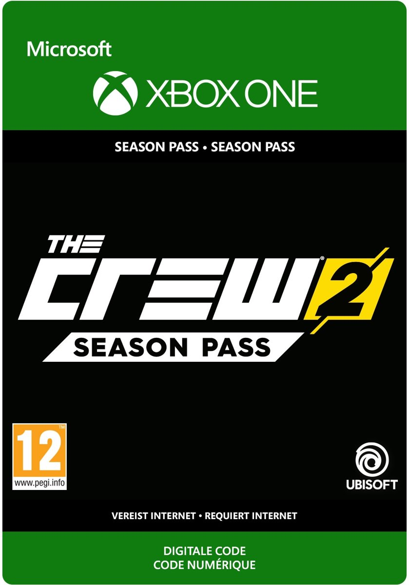 The Crew 2 Season Pass - Season Pass - Xbox One