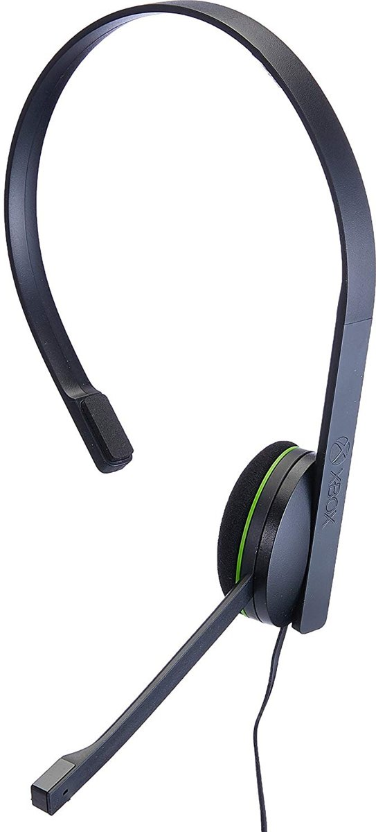 Xbox One, Chat Headset (Black)