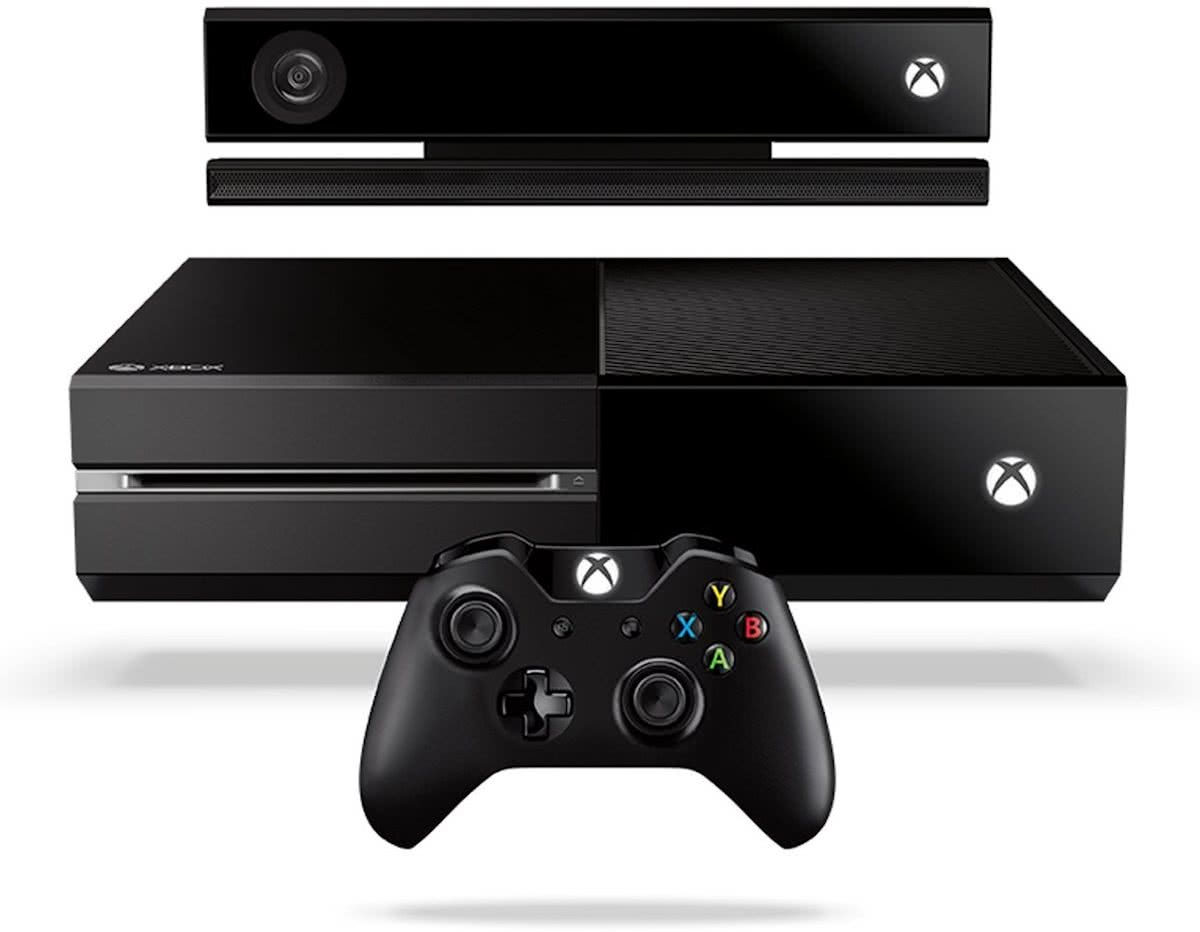 Xbox One Console + Kinect