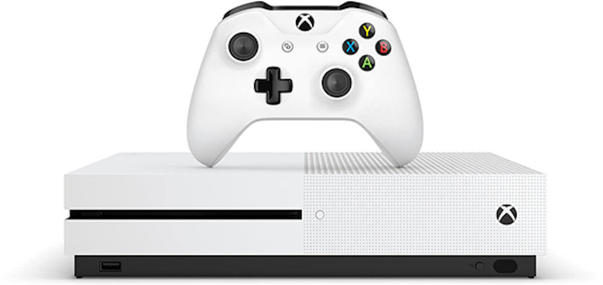 Xbox One S - 2 TB - Limited Edition