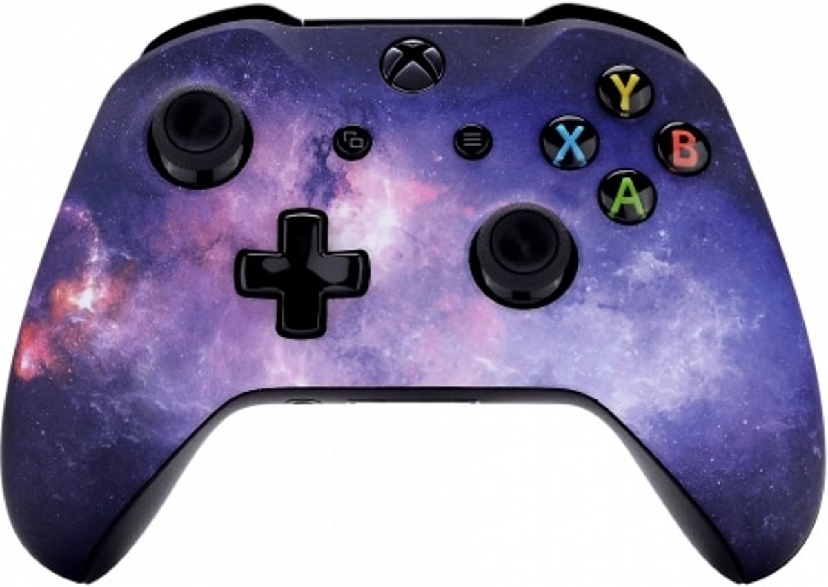 Xbox One S Custom Far Galaxy Controller