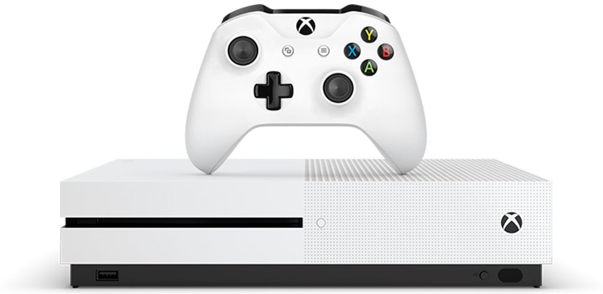 Xbox One S console Fortnite bundel - 1TB