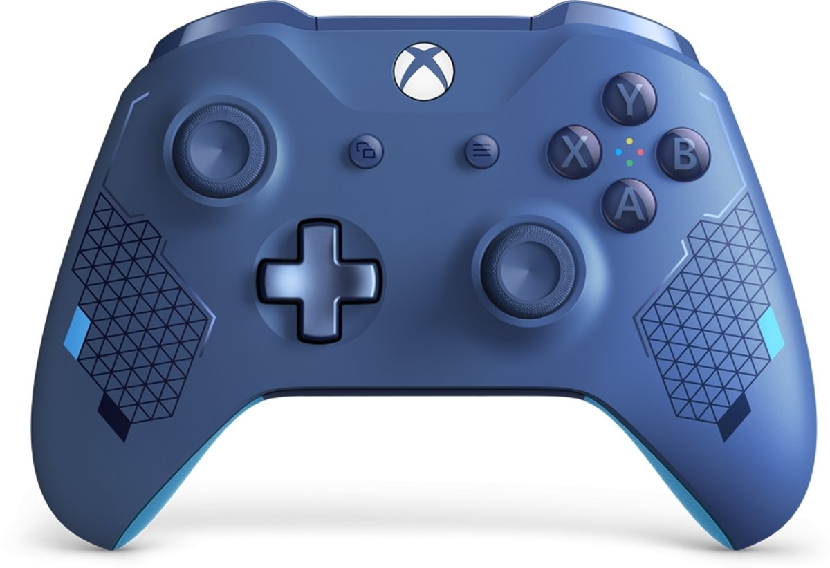 Xbox One Sports Blue   (Special Edition)