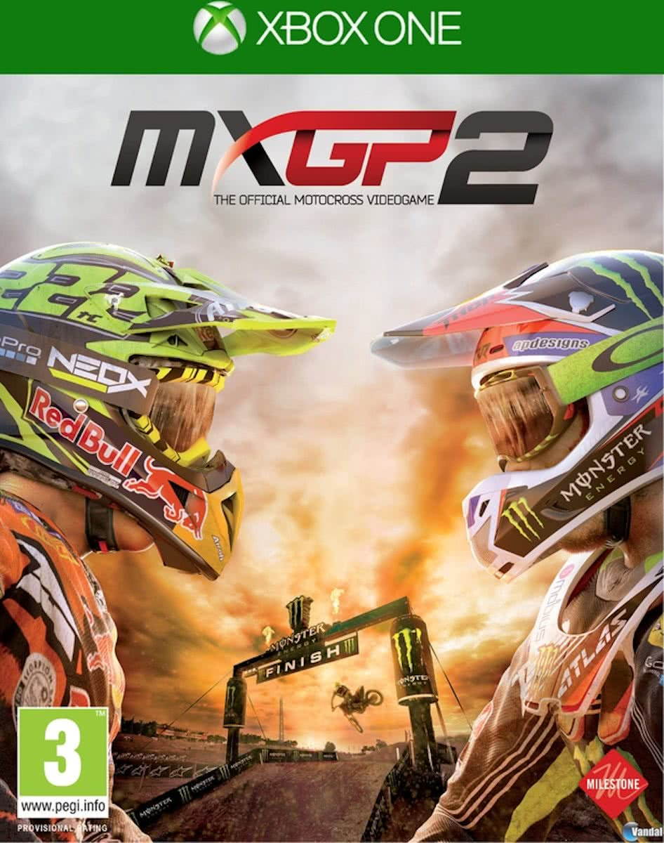 MXGP 2 - The Official Motocross Videogame /Xbox One
