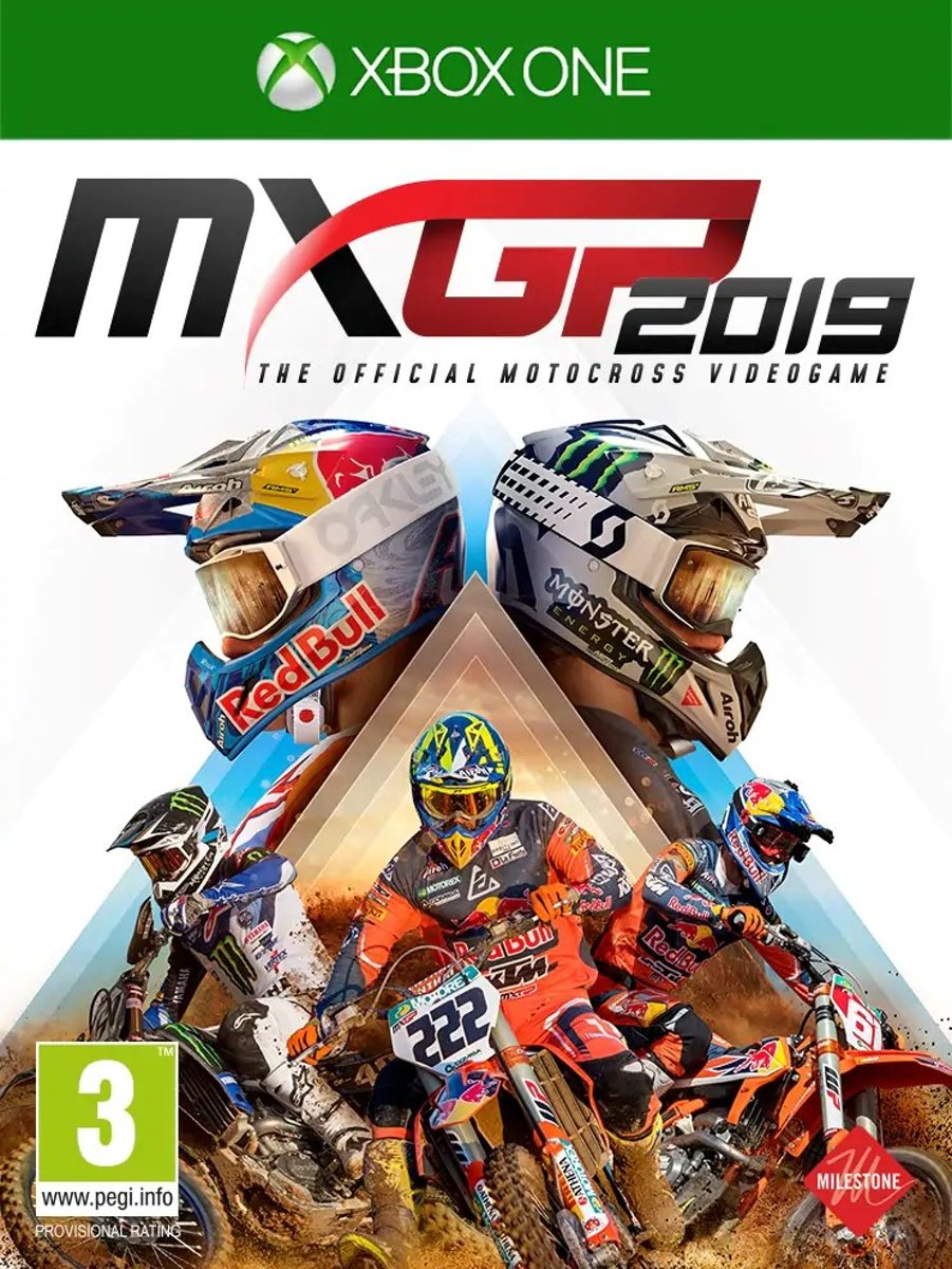 MXGP 2019: The Official Motocross Videogame Xbox One