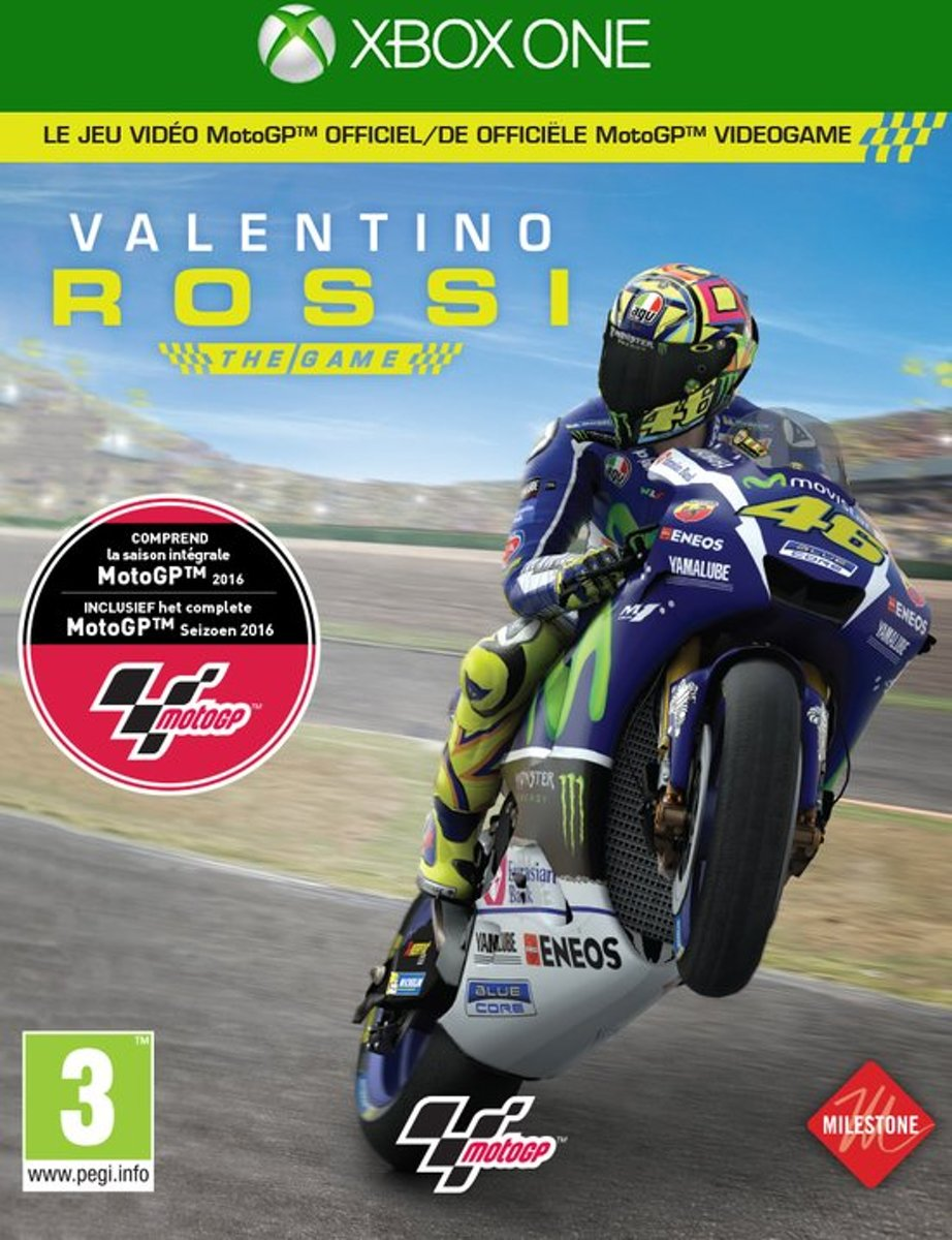 Valentino Rossi: The Game (MotoGP16) /Xbox One